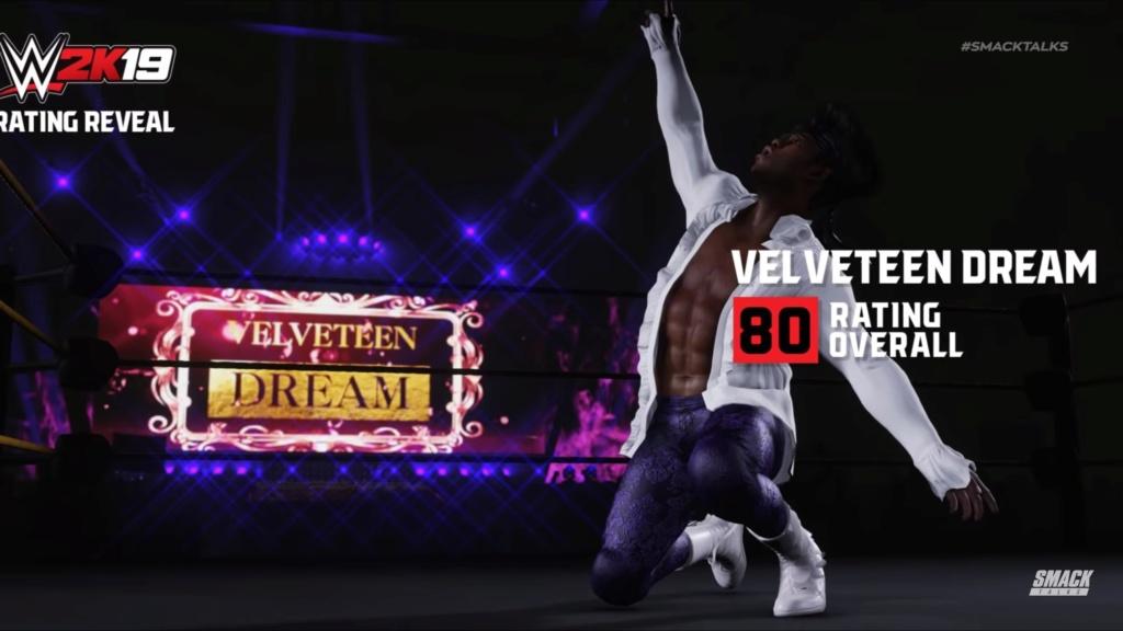 WWE 2K19 : Découvrez les premiers Overalls. Screen10