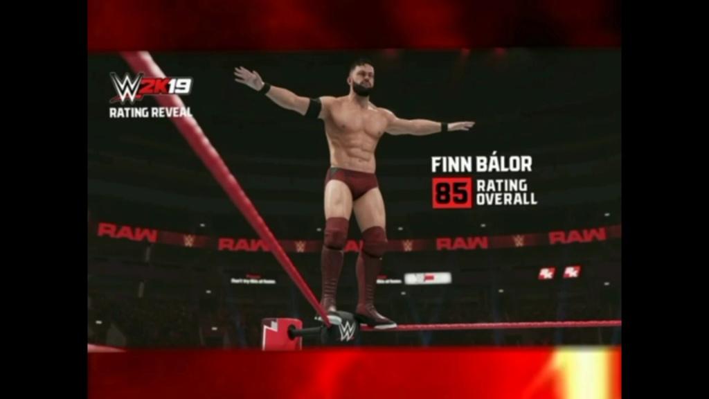 WWE 2K19 : Découvrez les premiers Overalls. Screen11