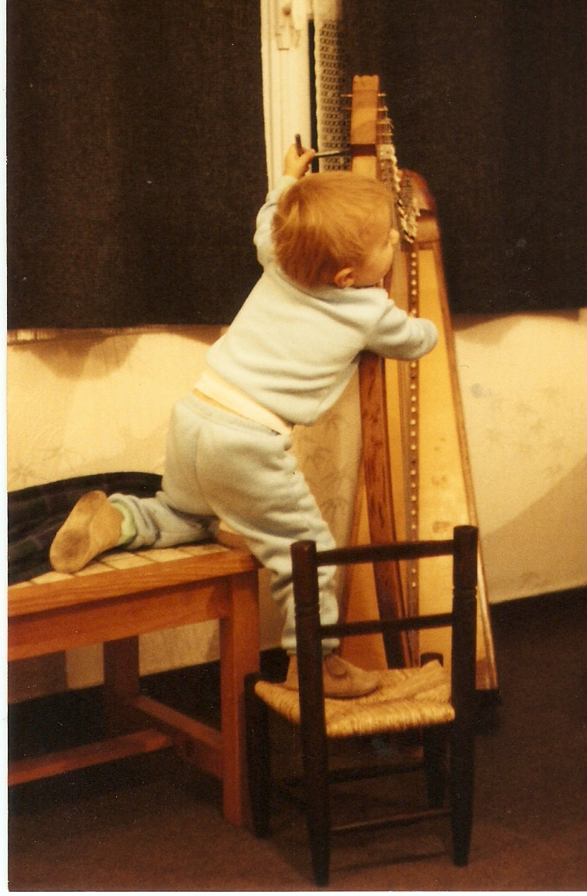 harpe et tout petits?  Numzor12