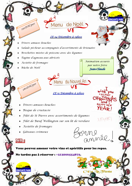 [Maroc Camp/Dernières nouvelles] Menus des fêtes à Erkounte Park  Menu_n10