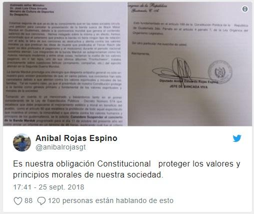 GUATEMALA PROHIBE ENTRADA BANDA SATÁNICA DE ROCK Sin_tz15