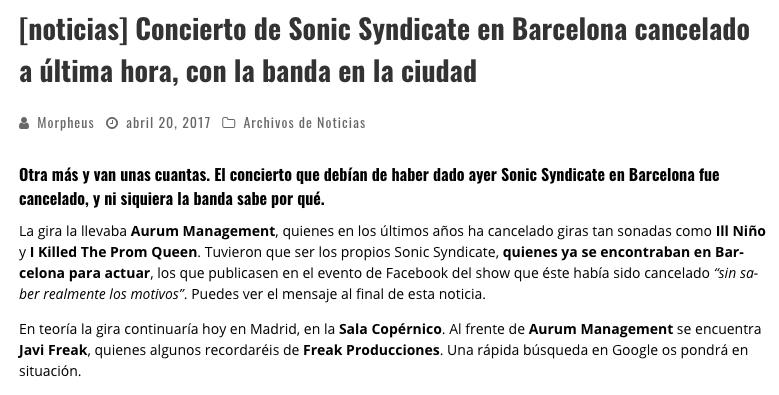 El promotor de conciertos más gañán de España Captur10