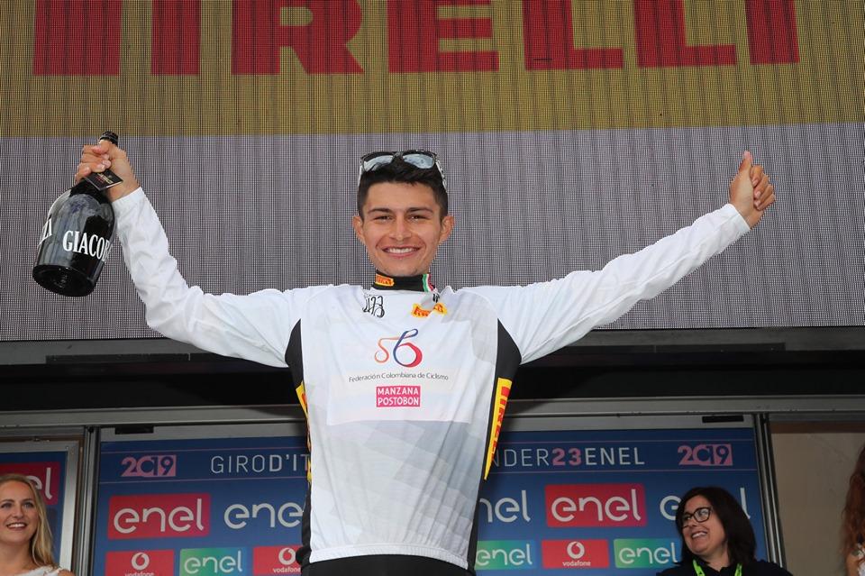 Campeones de Jóvenes UCI 2019 Ardila10
