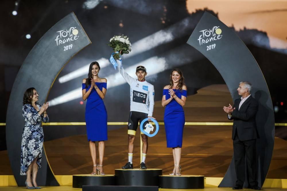 Campeones de Jóvenes UCI 2019 Bernal13