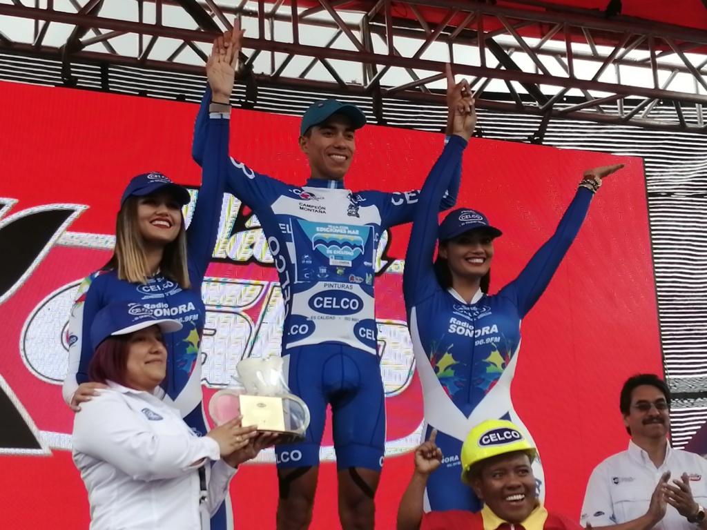 Campeones de Montaña UCI 2019 Cubide10