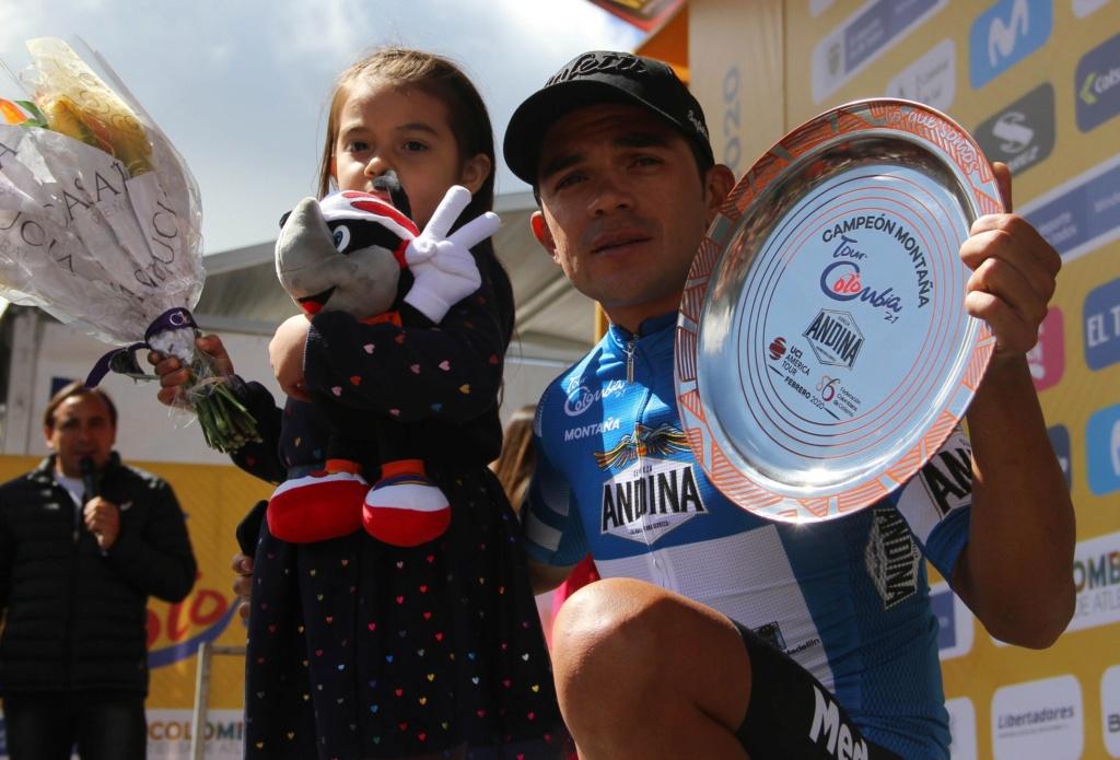 Campeones de Montaña UCI 2020 Duarte10