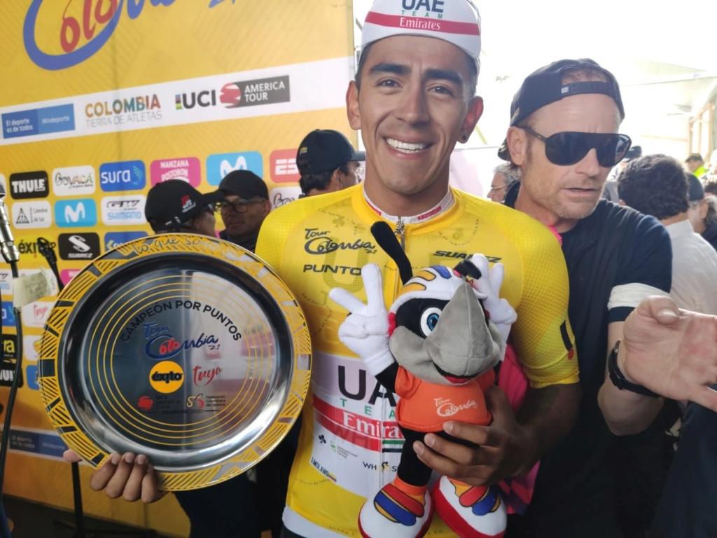 Campeones de Regularidad, Puntos, Metas volantes UCI 2020 Molano13