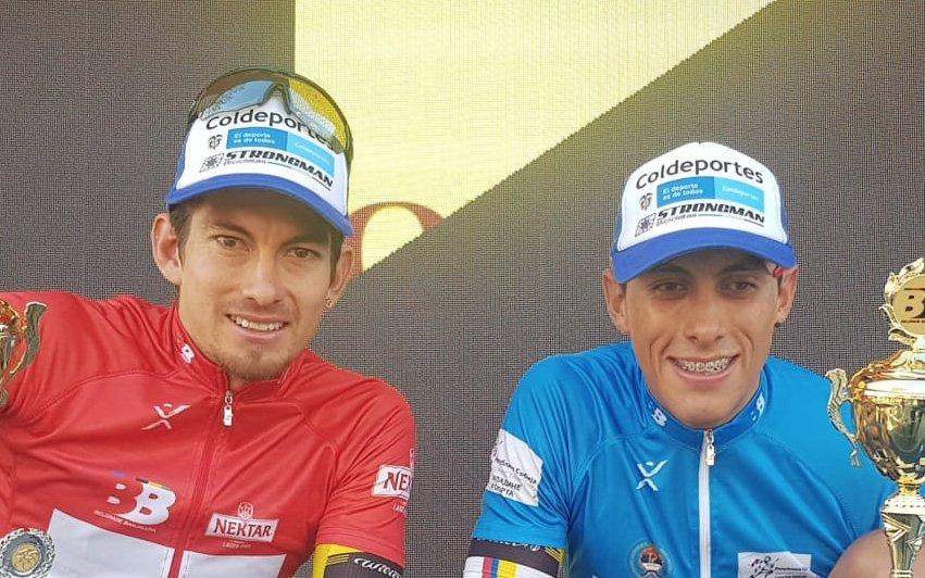 Campeones de Montaña UCI 2019 Quiroz14