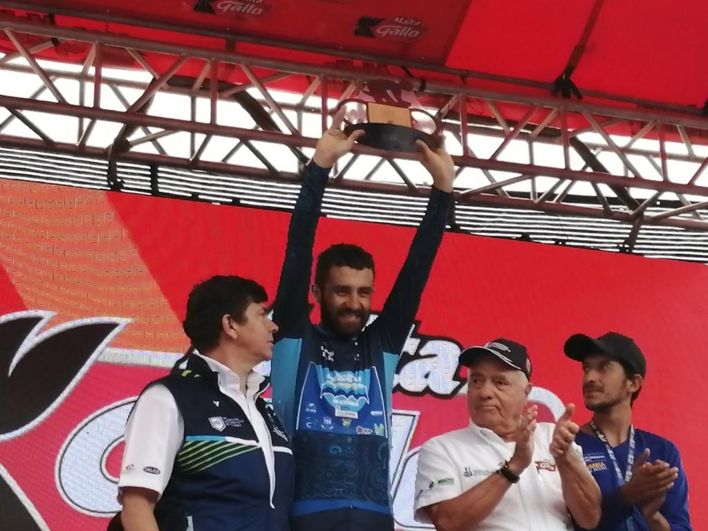 Campeones de Jóvenes UCI 2019 Rincon11