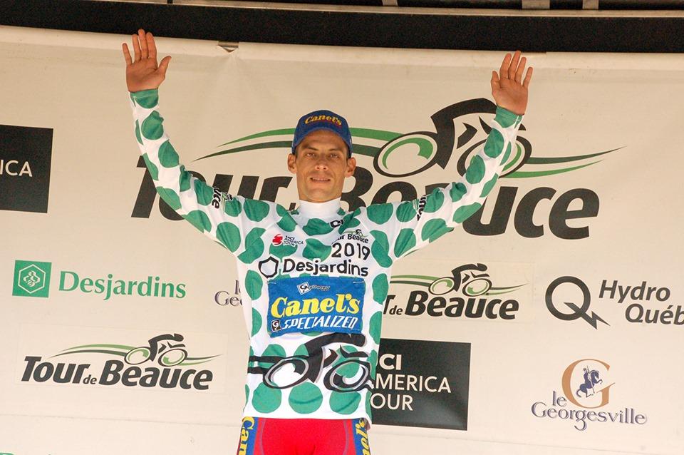 Campeones de Montaña UCI 2019 Sanche10