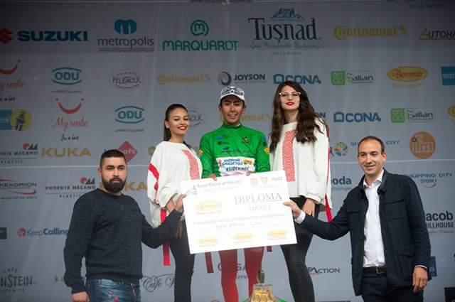 Campeones de Regularidad, Puntos, Metas volantes UCI 2018 Sosa_s10