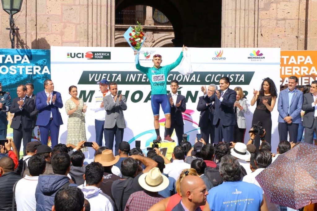 Campeones de Regularidad, Puntos, Metas volantes UCI 2018 Volant12