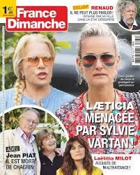 PRESSE - France Dimanche Fd210910