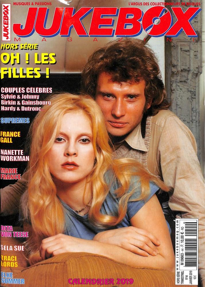 PRESSE - En couverture de Juke-Box Magazine  M9663_10