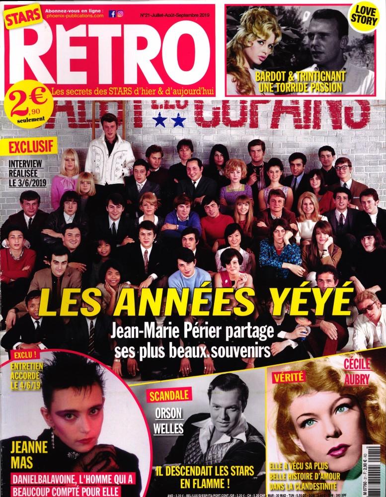 Rétro Magazine (couverture) Retron10