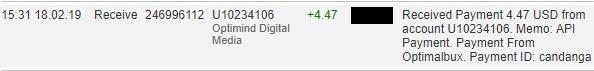 [PAGANDO] OPTIMALBUX - Standard - Refback 80% - Mínimo 5$ - Rec. Pago 4 - Página 3 Pago4_11