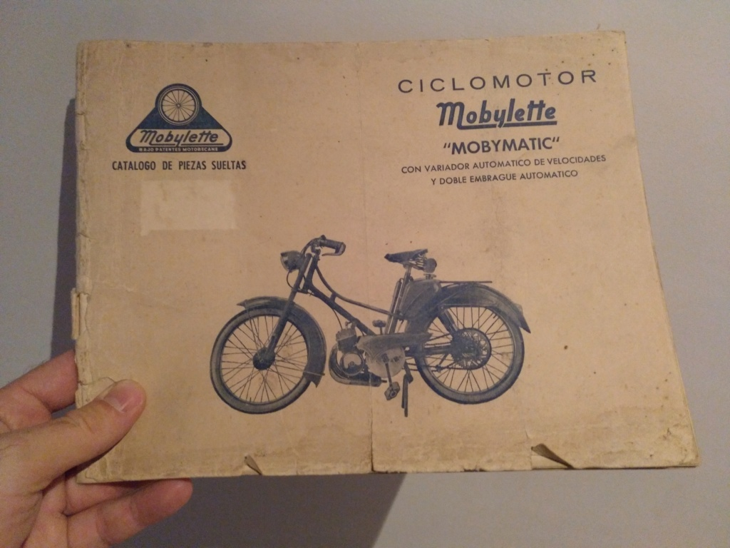 Ofrezco manual original EIBARRESA Img_2032