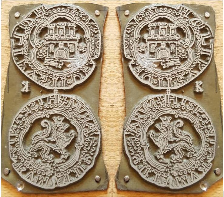 Planchas de grabado de monedas 3_feli11