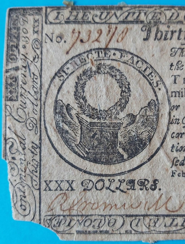 Dudas... 30 dólares pagaderos en moneda española - Baltimore, 1777 Billet15