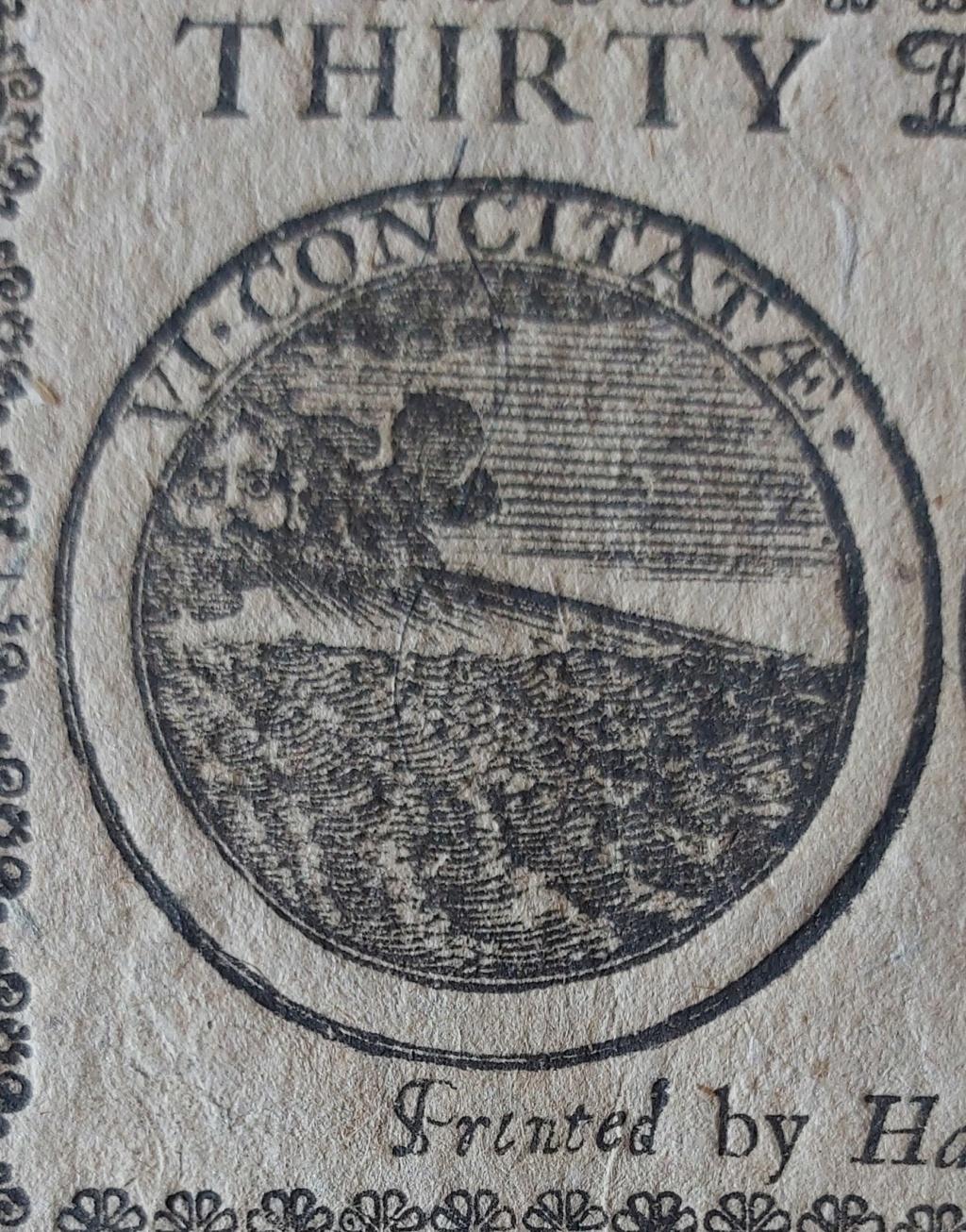 Dudas... 30 dólares pagaderos en moneda española - Baltimore, 1777 Billet17