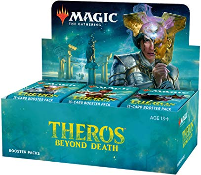 CANCELLED Pre-release: Theros beyond death Theros10