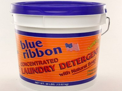 BLUE RIBBON LAUNDRY DETERGENT  30lb_p10