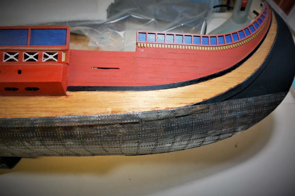 ROMANA - Costruiamo la nave romana..? cantiere di Jack Sparrow 53 Dsc_3513