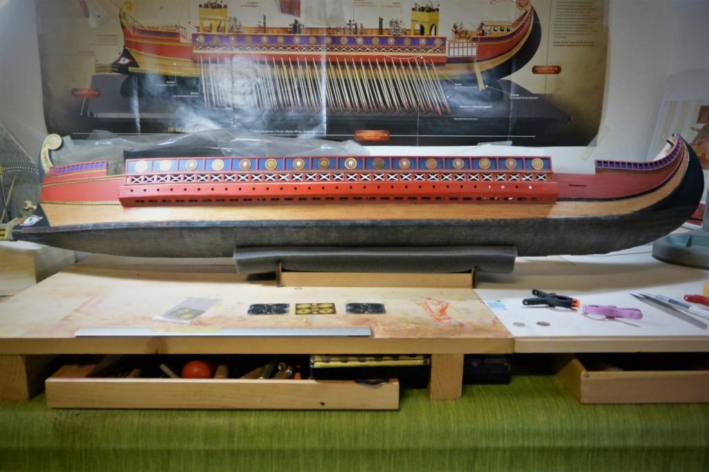 ROMANA - Costruiamo la nave romana..? cantiere di Jack Sparrow 53 Dsc_3515