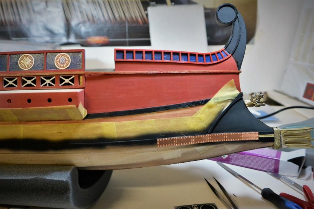 ROMANA - Costruiamo la nave romana..? cantiere di Jack Sparrow 53 Dsc_3517