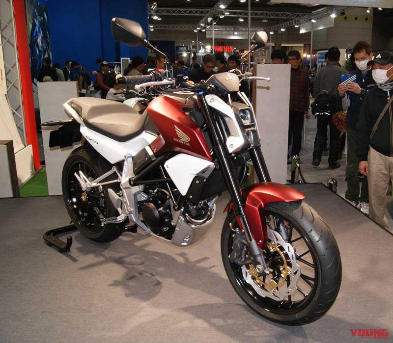 Honda CB125X et CB125M Concept: - Page 3 00710