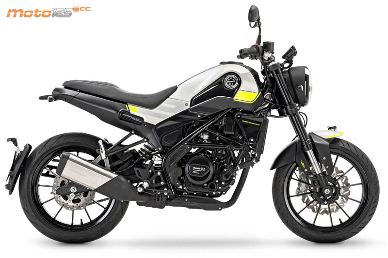 Nouvelle Benelli Leoncino 125 : Benell11
