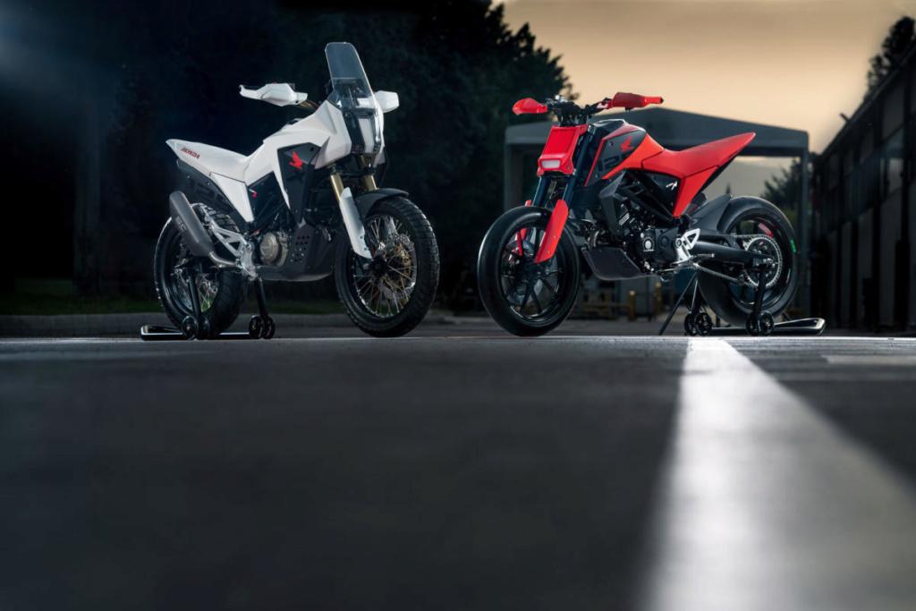 Honda CB125X et CB125M Concept: Honda-11