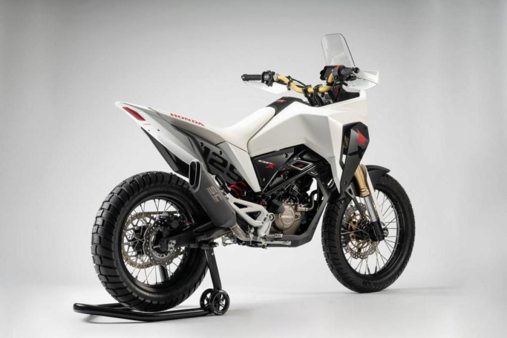 Honda CB125X et CB125M Concept: Honda-12