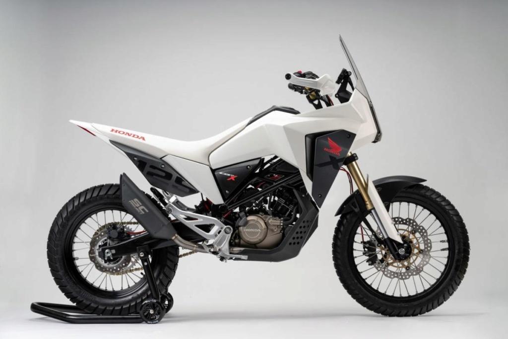 Honda CB125X et CB125M Concept: Honda-13
