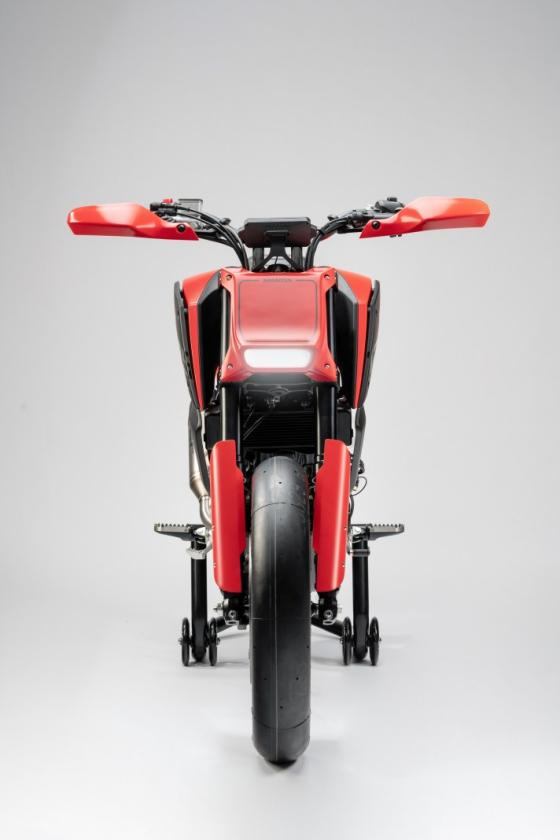 Honda CB125X et CB125M Concept: Honda-20