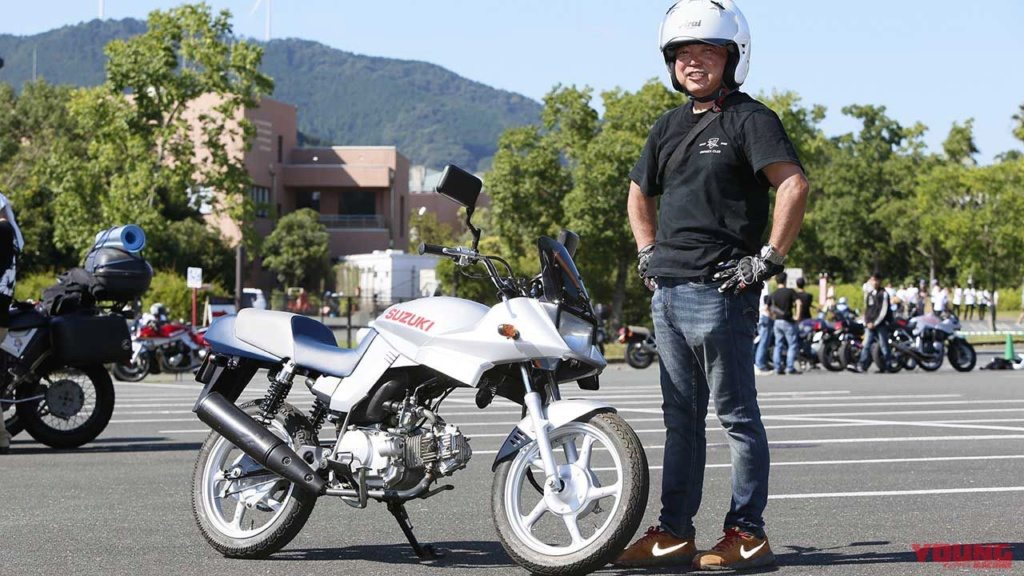Possible Suzuki Katana 150 ? Katana10