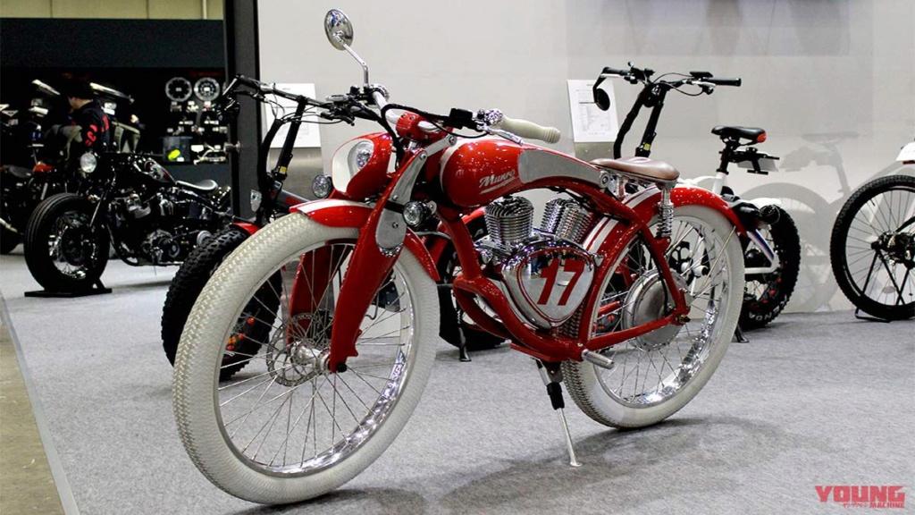 Munro E-Bike: Un cyclo electrique avec un V Twin !! Munro-10