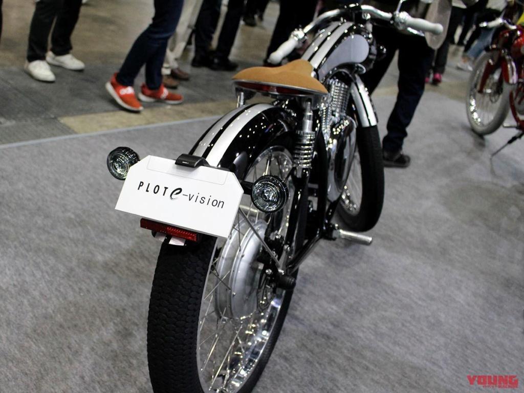 Munro E-Bike: Un cyclo electrique avec un V Twin !! Munro-11