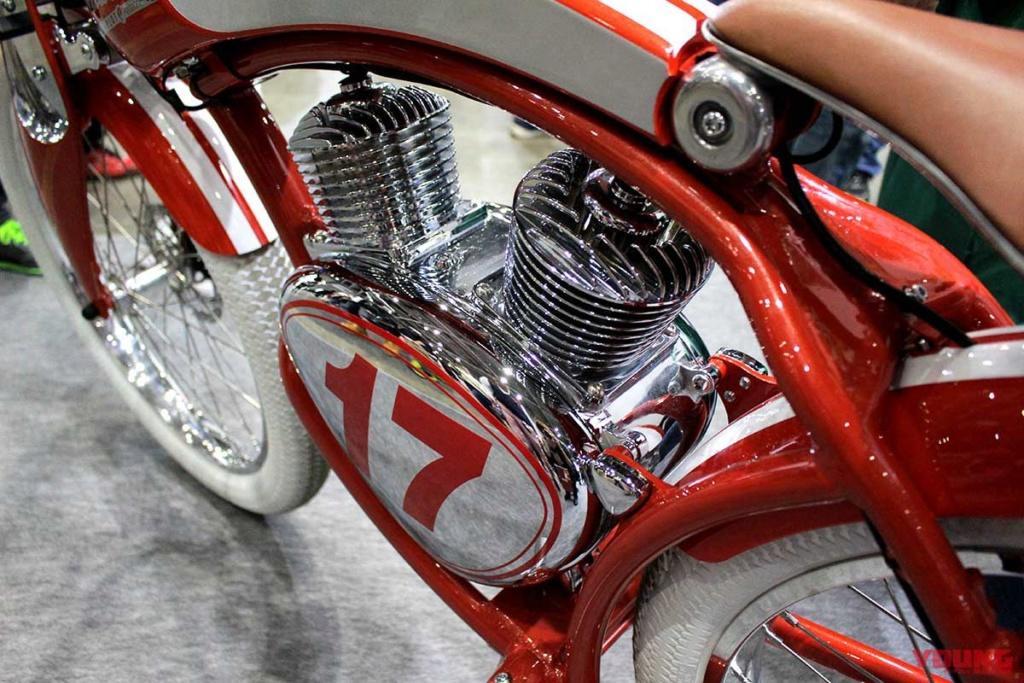 Munro E-Bike: Un cyclo electrique avec un V Twin !! Munro-12