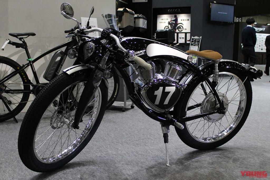 Munro E-Bike: Un cyclo electrique avec un V Twin !! Munro-13