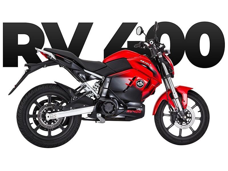 Revolt 400. Future moto electrique Indienne : Revolt13
