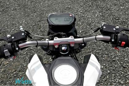 Easy Watts e-Roadster Max 125 electrique : Screen21