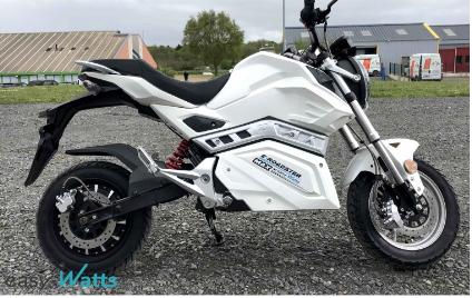 Easy Watts e-Roadster Max 125 electrique : Screen22