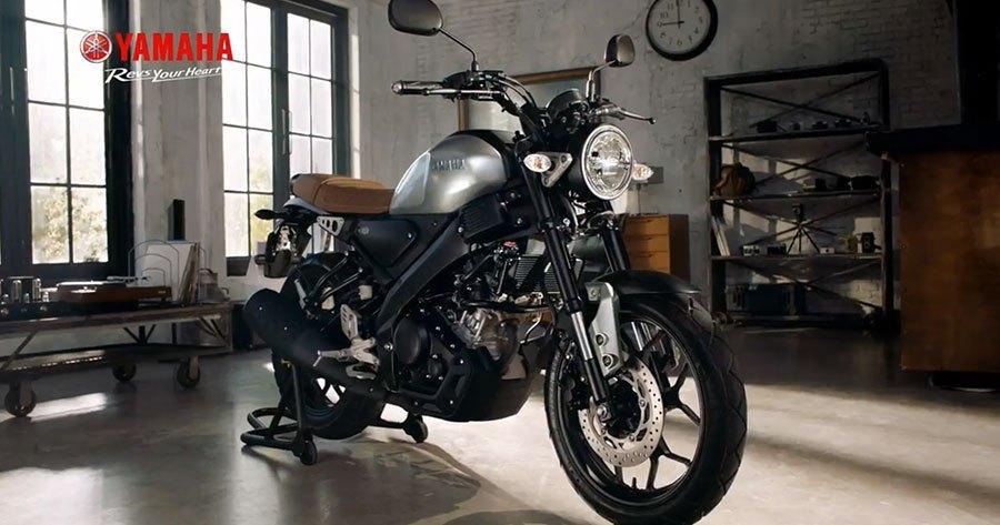 Nouvelle Yamaha XSR 155 : Xsr15510