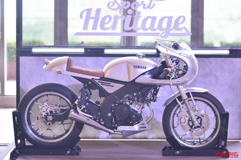 Nouvelle Yamaha XSR 155 : - Page 2 Xsr_ca10