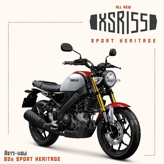 Nouvelle Yamaha XSR 155 : - Page 3 Yam_8010
