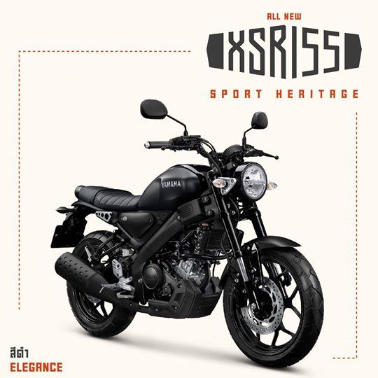 Nouvelle Yamaha XSR 155 : Yam_el10