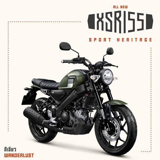 Nouvelle Yamaha XSR 155 : Yam_wa10