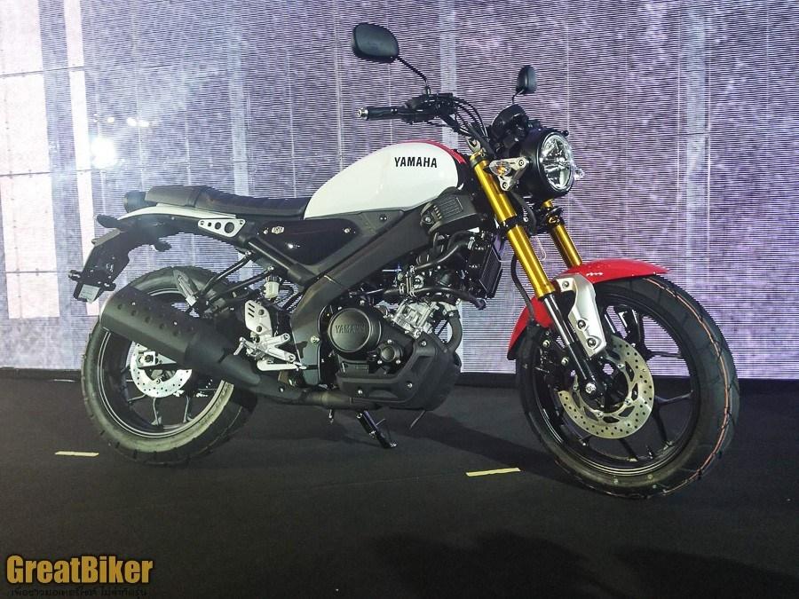 Nouvelle Yamaha XSR 155 : Yamaha19