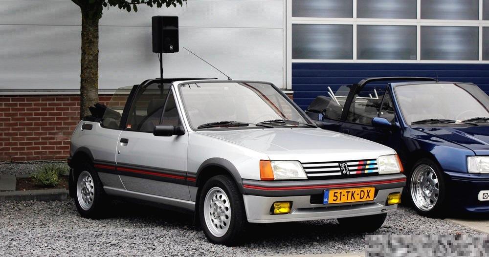 Golden Car of the Year-Aquellos años 80 PSA 206 Peugeo16